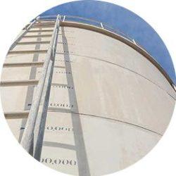 Izolacja zbiorników pianką poliuretanową PUR